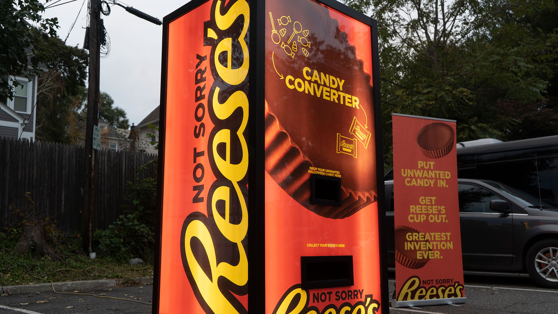 Reeses Wants You to Trade in Your Gross Halloween Candy for Some Free PB Cups