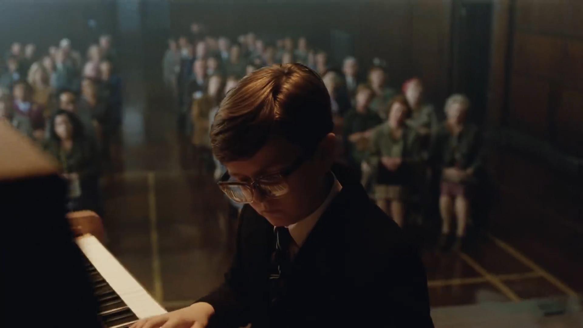 John Lewis Tells Elton John\'s Life Story in Its Lovely Christmas Ad ...