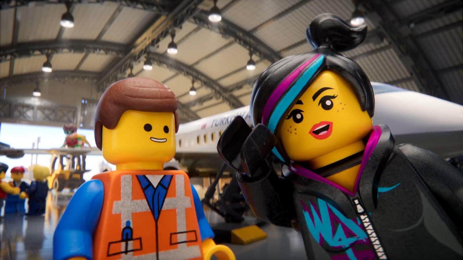 Lego Characters Star In Turkish Airlines Film That Took 3 Years And